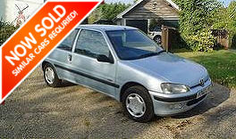 a picture of a peugeot 306